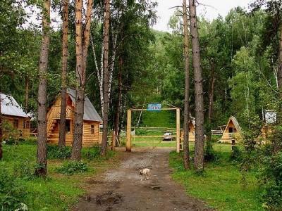 Туристическая база в Горном Алтае