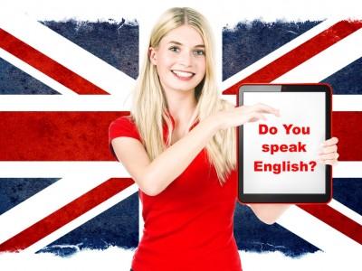 Перспективная школа английского языка (продано)