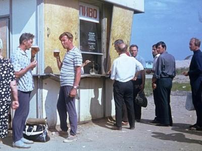 Магазин пенных напитков рядом с сауной (продано)