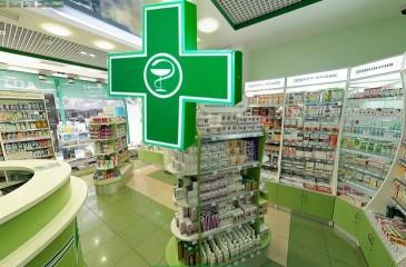 Сеть аптек с прибылью от 250 тысяч