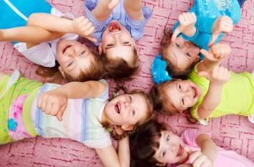 Детский клуб в новом районе