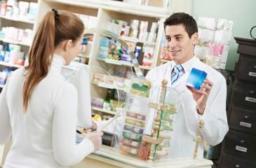 Перспективная аптека в новом микрорайоне