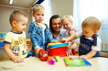 Отличный детский сад в Индустриальном районе