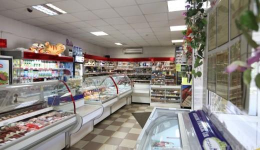 Торговая точка в ТЦ (сухофрукты, орехи, цукаты) (продано)