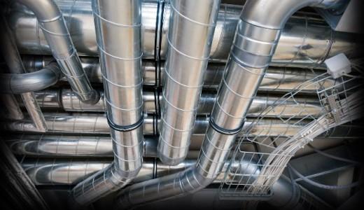 Производство вентиляционных конструкций