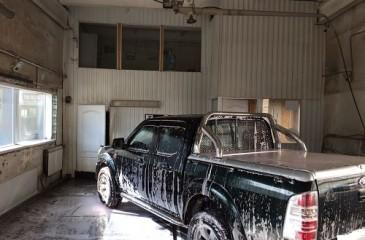 Автомойка в Свердловском районе (продано)