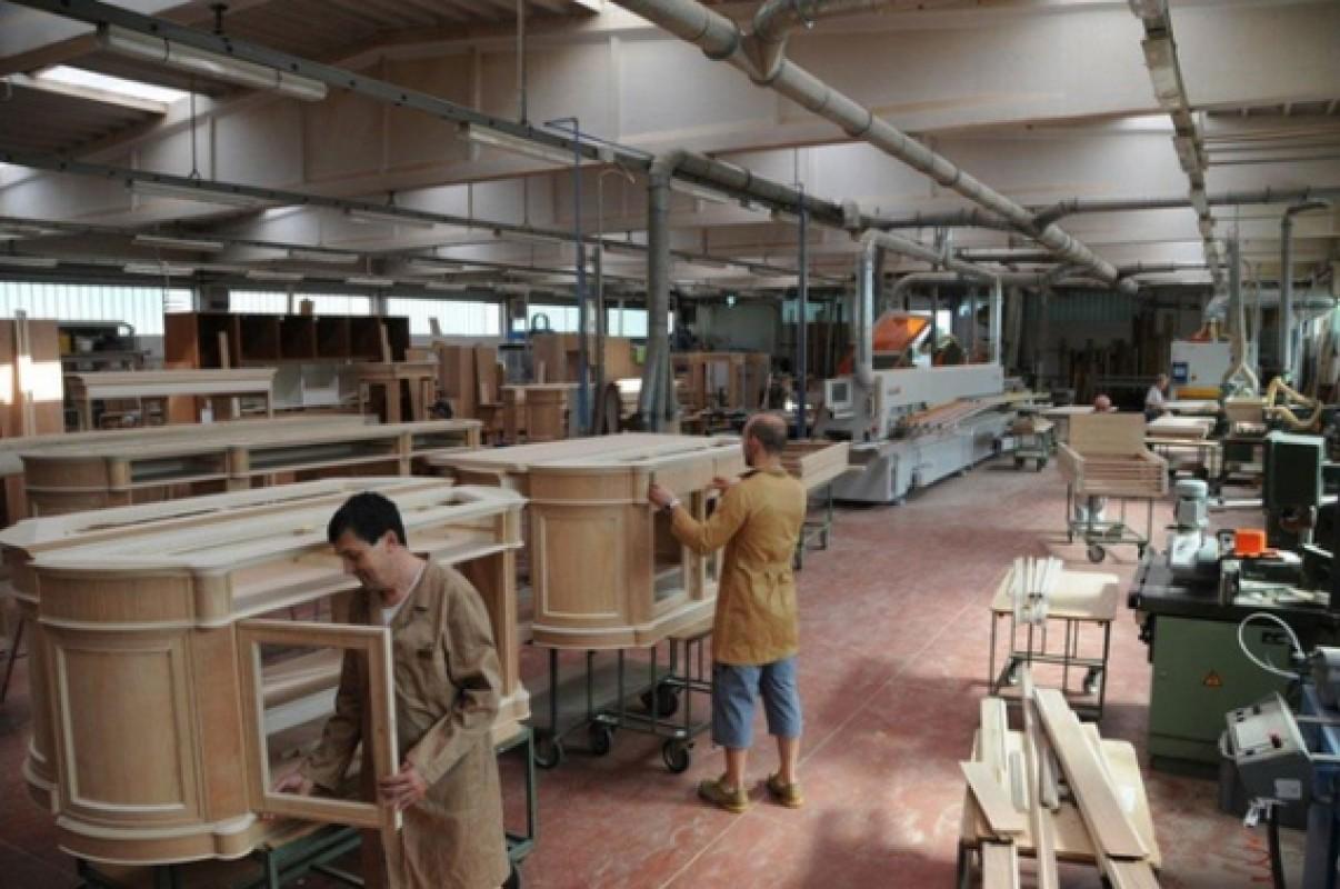 Мебельное производство.