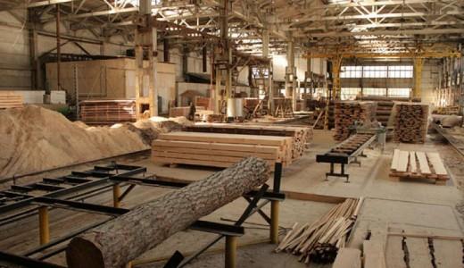Деревообрабатывающее производство (продано)