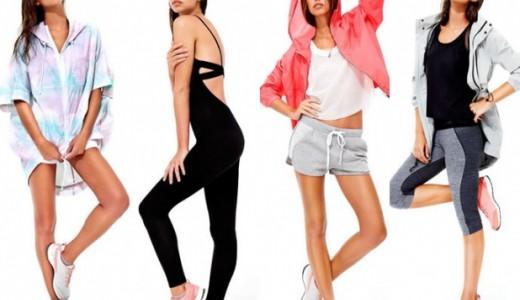 Магазин спортивной одежды (по цене товарного остатка)