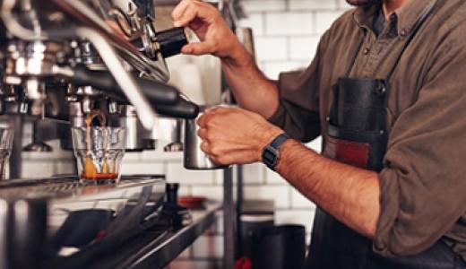 Уютная мини кофейня в Индустриальном районе (продано)