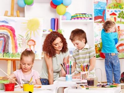 Детский сад в Северном