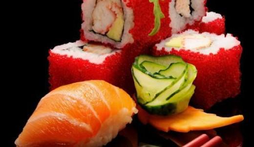 Популярная доставка суши