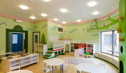 Детский сад в Советском районе 23 000 абонемент
