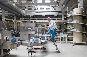 Завод пищевых продуктов в Казахстане