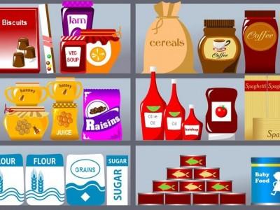 Магазин продуктов на первой линии (продано)