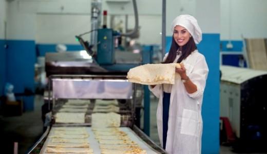 Пищевое производство с доставкой в сети