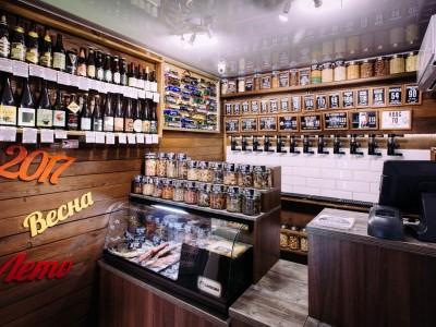 Прибыльный пивной магазин в Советском районе