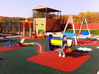Частный детский сад с прибылью 300 000 рублей