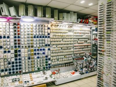 Магазин Электротовары по цене актива