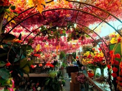 Цветочный магазин в центре города(продано)