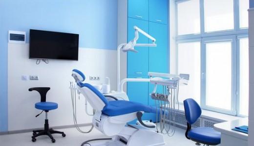 Известная стоматология в центре города