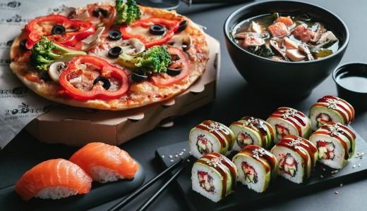 Доставка суши в Элитном ЖК