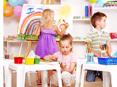 Известный детский сад в Индустриальном районе