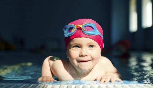 Бассейн для детей от 1 года