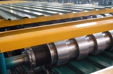 Производство металлочерепицы и профнастила с помещением (продано)