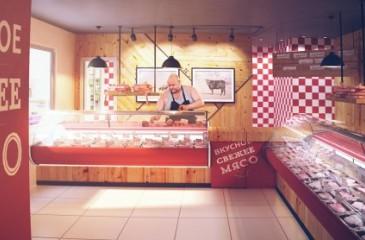 Мясной магазин с высокой доходностью (продано)