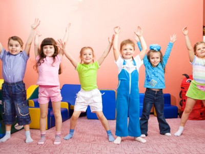 Детский сад 10 лет работы