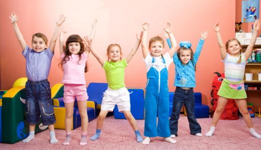 Детский сад 10 лет работы (Продано)