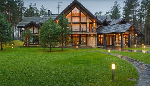 Загородный дом в собственности