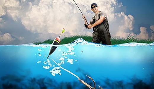 Павильон рыболовных товаров