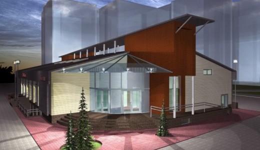 Универсальный комплекс обслуживания - сауна, кафе, гостиница, СТО