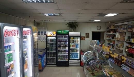Продуктовый магазин с пивным отделом
