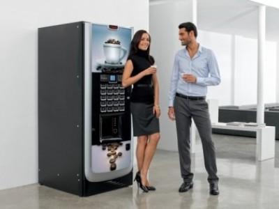 Сеть кофейных аппаратов