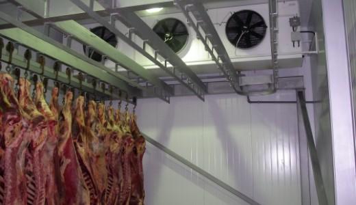 Хладокомбинат (2000 тонн хранения)