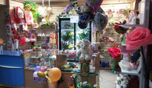 Цветочный магазин на ул. Малахова (продано)