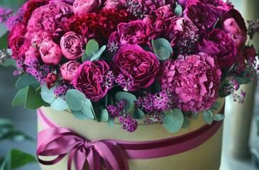 Флористическая студия в центре Красноярска