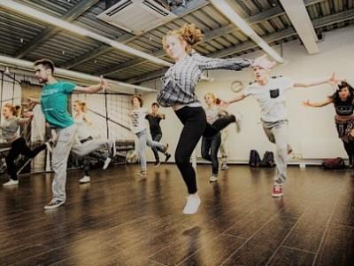 Известная студия танца для взрослых и детей