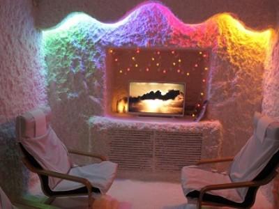 Оздоровительный центр с соляной комнатой