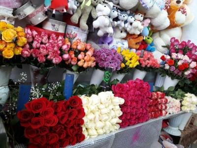 Магазин цветов на оживленной магистрали (продано)