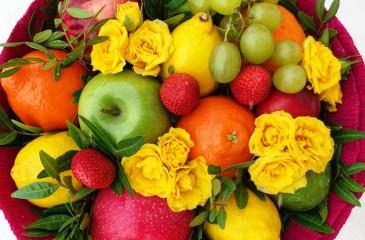 Организация по продаже фруктовых букетов