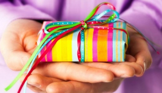 Павильон подарков в крупном ТРЦ