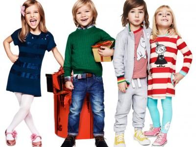 Магазин детской одежды в популярнейшем ТЦ (продано)