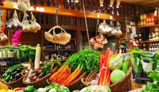 Магазин фермерских продуктов + кондитерская