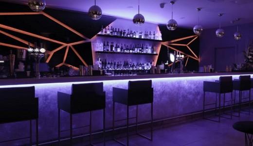 Ночной бар с кальянами