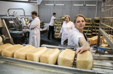 Пекарное производство в Тальменке