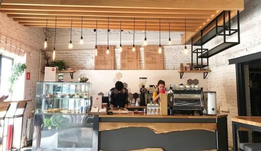 Кофейня в Свердловском районе